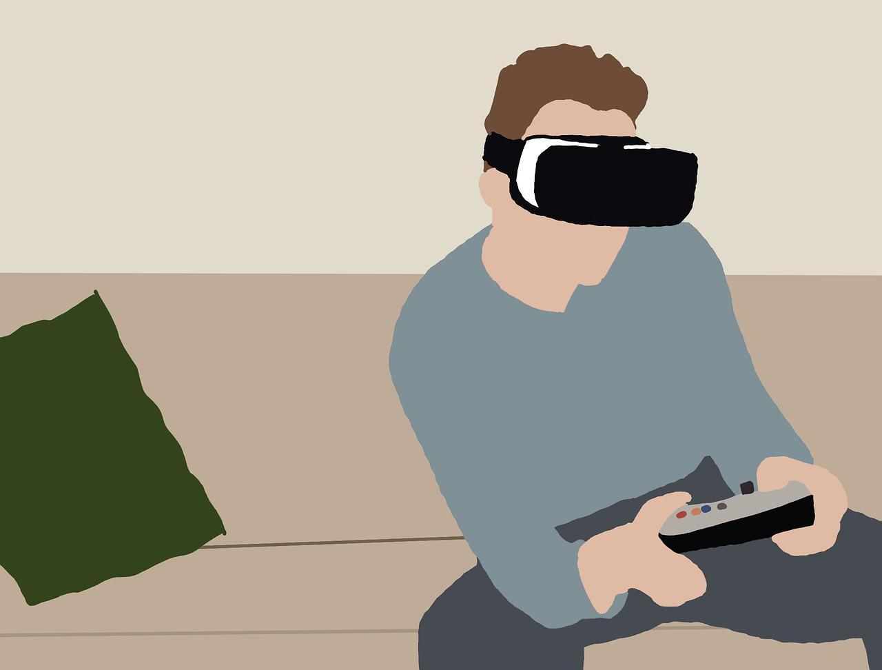 casque réalité virtuelle